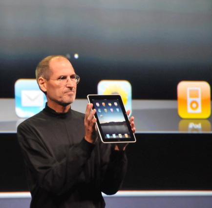 Apple iPad with iBooks